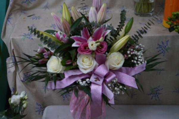 Bouquets de roses rapide Idfleurs à Le Revest-les-Eaux