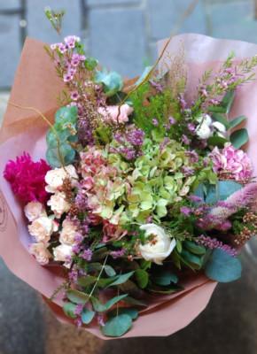 Commander bouquets de fleur Bordeaux  Conter Fleurette