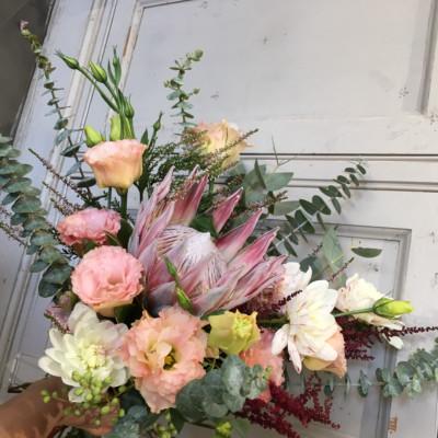 Offrir des bouquets de rose rapide A Fleur de Pot à La Seyne-sur-Mer