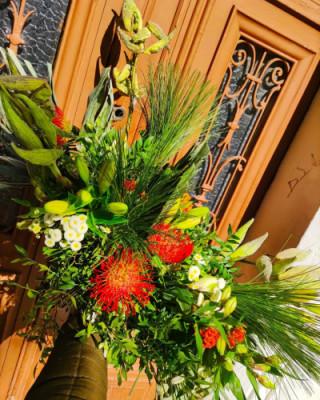 Envoyer fleur bouquet La Garde fleuriste créateur Atelier Serre